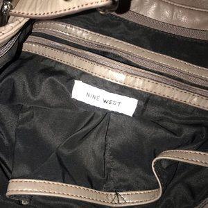 Handbags - Gray/move purse by Nine West